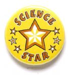 Science Star School Badge